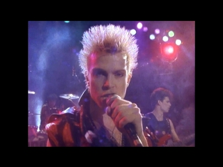 Billy idol-rebel yell-1983 720p