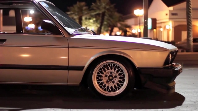 BMW E28 Lowballers