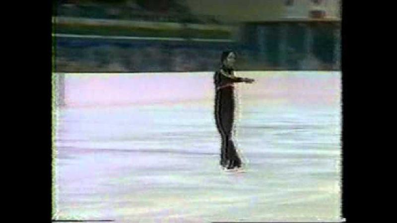 Vladimir Kovalev - 1976 Olympics - Short Program