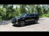 2015 Cadillac Escalade - Обзор