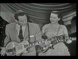 Les Paul &amp Mary Ford Live Part 2 Of 3