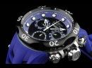 Invicta 16988 52mm Venom Cobra Swiss Made Chronograph Strap Watch