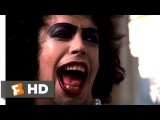 The Rocky Horror Picture Show (35) Movie CLIP - Sweet Transvestite (1975) HD