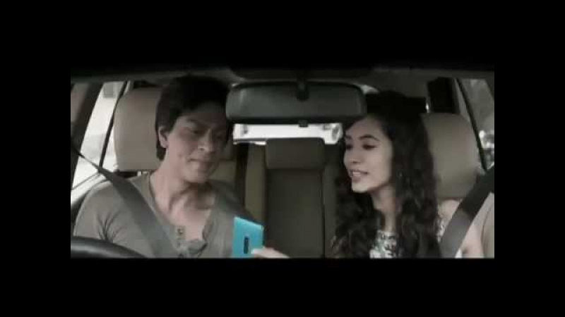 Shah Rukh Khan - Nokia Lumia Nokia City Lens Campaign ad - september 2012