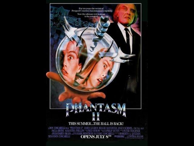 Фантазм 2 1988 (Гаврилов) VHS ужасы
