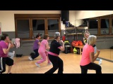 Zumba Gold - warm up 3 - Pitbull - Fireball (feat. John Ryan) - Zumba