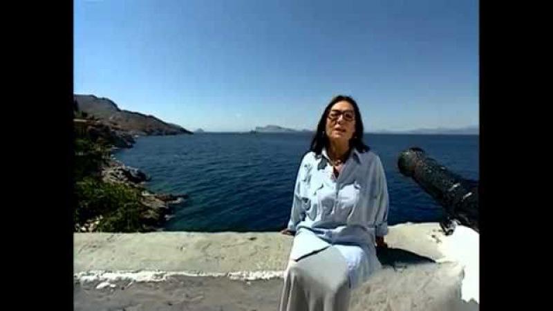 Nana Mouskouri La Paloma From Mein Athen DVD
