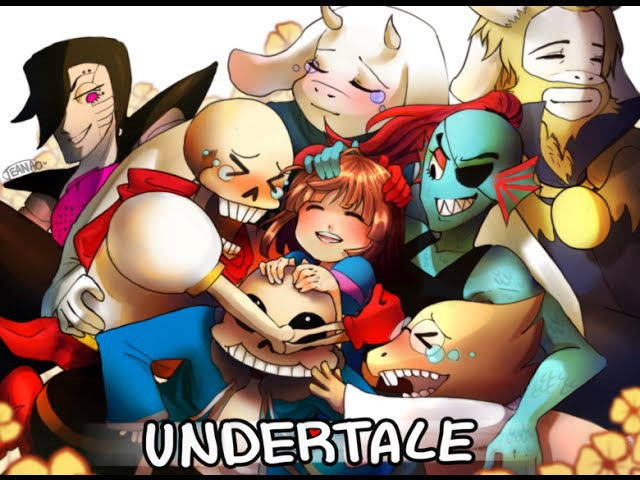 Undertale [Pacifist AMV] - Good to be Alive