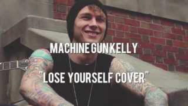 Machine Gun Kelly – Lose Yourself (Eminem cover)