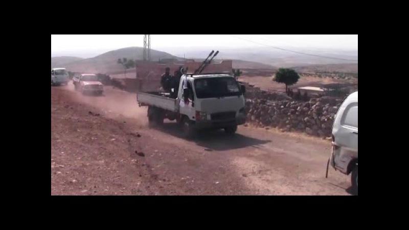 Сирия, 14.10.2015, Брив Идлиб, Военные действия, Brive Idlib, hostilities