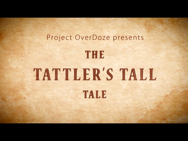 【Oliver Yohioloid】 The Tattler's Tall Tale 【Vocaloid Original】【Kaleidoscope Haze】