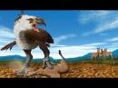 Доисторические хищники Хищные птицы ящеры Документальные фильмы HD