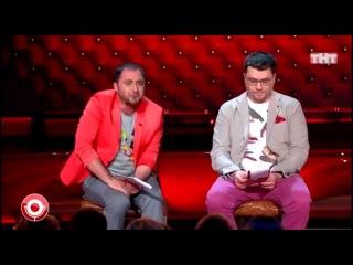 Comedy Club 05.06.2015 - Гарик Харламов и Демис Карибидис - Футбольные комментаторы