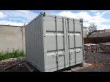 ПРОИЗВОДСТВО новых  DOUBLE  DOOR   морских контейнеров в  СПБ. тел. +7 (911)-2012166