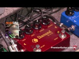 NAMM '14 - Diamond Pedals Blaze, Memory Lane Jr. 2, and Nine Zero Two Demos