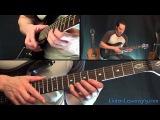 Van Halen - Jump Guitar Solo Lesson - Famous Solos
