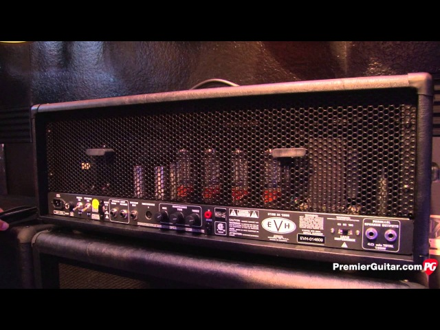 NAMM '15 - Jackson Guitars Misha Mansoor Bulb HT 6 and EVH 5150III 100S Demos