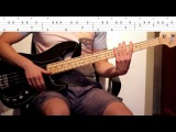 Victor Wooten Style Lick (Bass Tutorial with TABS)