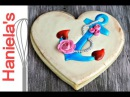 ANCHOR COOKIES FOR VALENTINE'S DAY, HANIELA'S