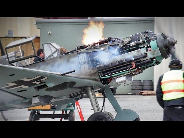 WWII Aircraft Engines - Mitchell, Mustang, Tomahawk, Hellcat, Zero, etc.