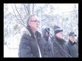 Митинг КПРФ в поддержку дальнобойщиков 28 ноября 2015 года