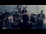 Банк Точка оркестр играет на корабле