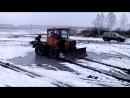 Самодельный трактор Сергея Егоровича