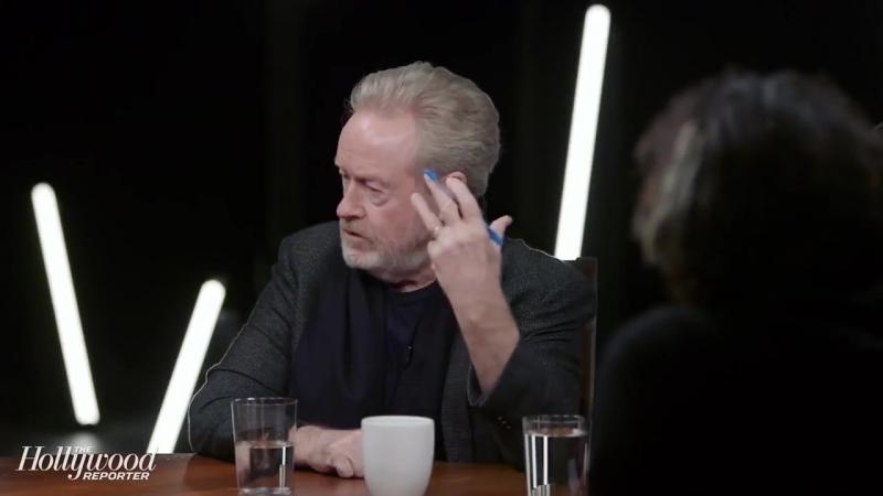 Интервью. Ридли Скотт - «Снимать кино довольно просто»