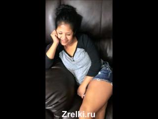 Зрелую узбечку уборщицу трахает в попу начальник mature busty latina maid, boss инцест анал порно чулках развели школьница мамка