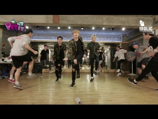 Bastarz (Block B) Zero for Conduct Dance Practice FULL (Costume Version)