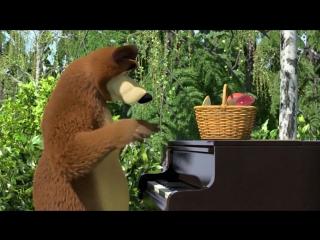 Маша и медведь (2009-2015) серии 17 - 21