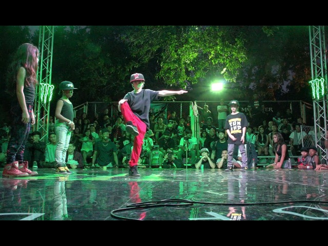 Kids Dance Battle Monster Energy Arena WODBAY @dancersglobal