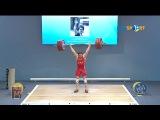 2015 Khrapaty Memorial Weightlifting 77/85kg Men