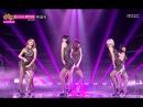 AOA - Miniskirt, 에이오에이 - 짧은 치마, Music Core 20140208