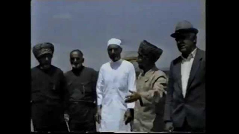 Первый Хадж ингушей 1990 год. Дударов Мурад Магомедович. часть 1