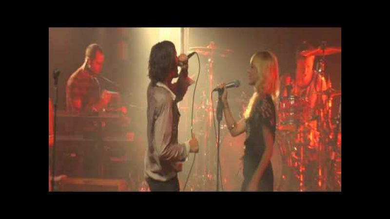 The All American Rejects feat The Pierces Another Heart Calls Live