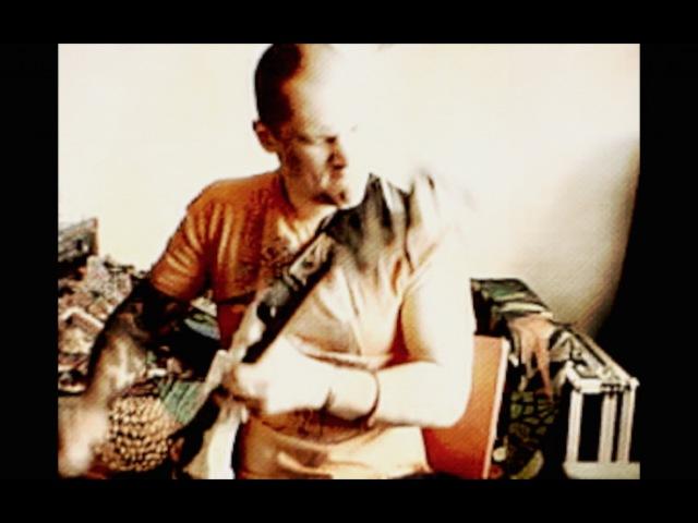 Мурка слэпом на басу - Murka on slap bass ;)