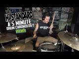 Hi-Standard A 5 Minute Drum Chronology - Kye Smith 4K