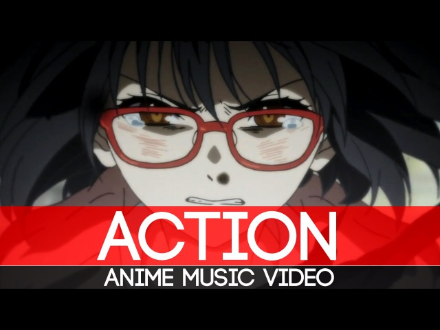 ♪ Kyoukai no Kanata: I'LL BE HERE [AMV] - Follow me 2.0