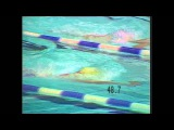 1980 Olympic Men's 200m Breaststroke final - Robertas Zhulpa