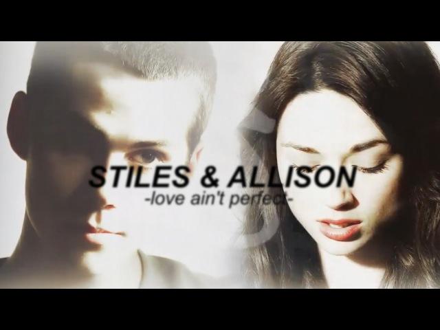 Stiles allison / desperate kind of love [for Dima]