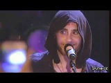 30 Seconds To Mars - Alibi live @ Radio Sputnik