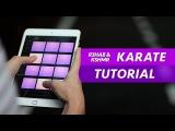 How To Play Karate - Electro Drum Pads 24 Tutorial (R3HAB &amp KSHMR - Karate)