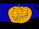 Halloween Night Children's Halloween Song Little Blue Globe Band