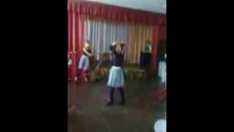 Постановка танца Тася Котенок тема - День Веры,Надежды,Любви и матери их Софии... ...