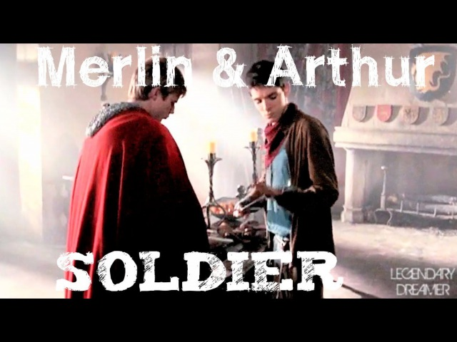 Merlin Arthur    I'll Be Your Soldier