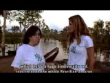 Gisele Bundchen on the river Xingu (in English)