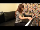 Guardians of Asgaard - Amon Amarth - Metal piano cover by Miss Key