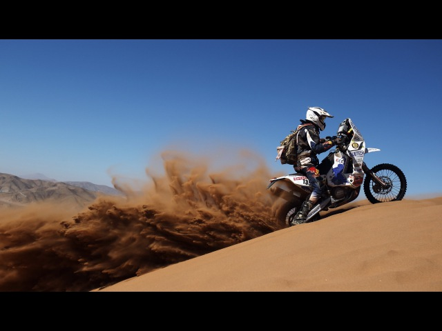 Off-road motorcycles - Dakar rally