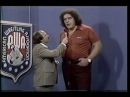 Andre The Giant promos